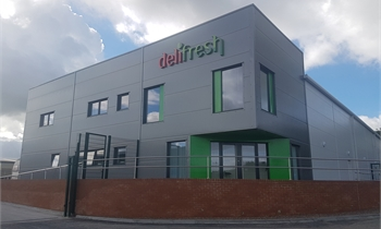 picture of delifresh company where J&E Hall installed refrigeration unit.