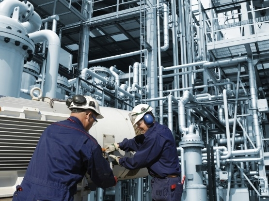 Complete solutions from the industrial refrigeration and process cooling experts