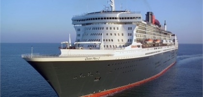 We supply refrigeration to cruise ships